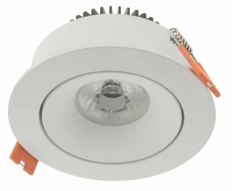 LED Downlight 100 – IP43 | CRI/RA 97 (Kardanisch)