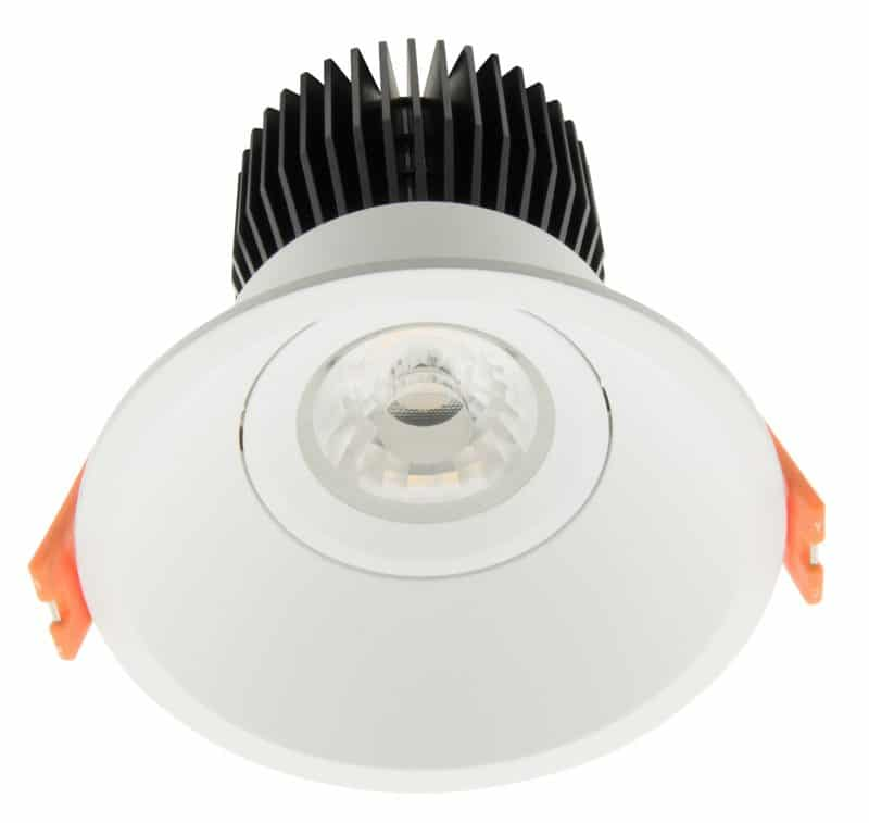 LED Downlight 95 High Output (HO) – IP43 | CRI/RA 97 (Schwenkbar)