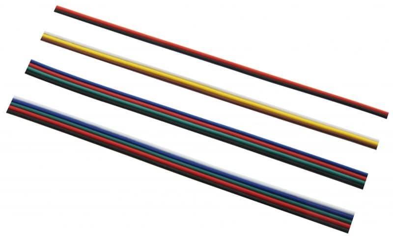 Flachbandkabeln