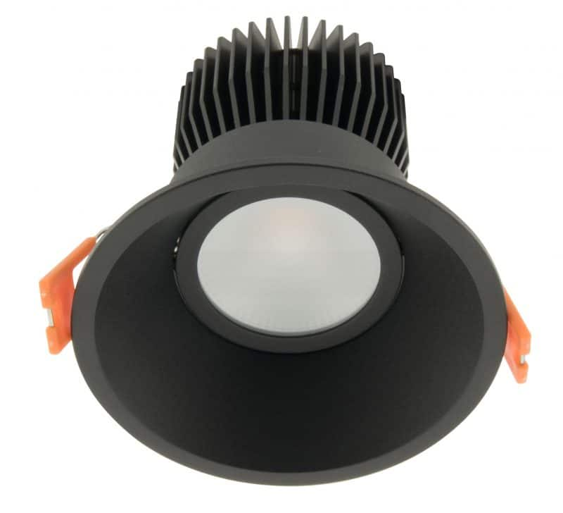 LED Downlight 95 Warm Dimming – IP43 | CRI/RA 92+ (Schwenkbar)