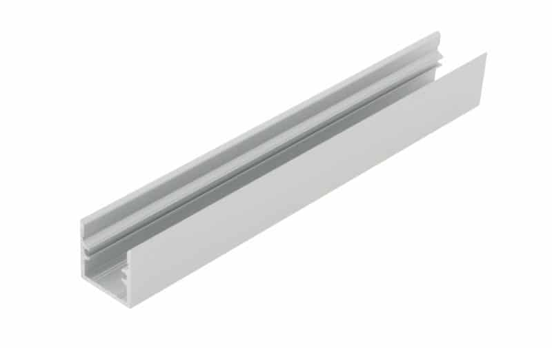 LED Profil LBR<br>19 mm x 19 mm