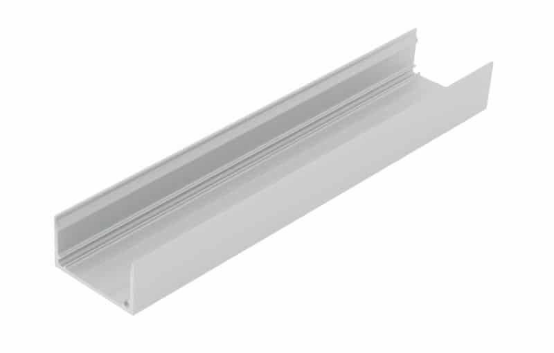 LED Profil LBK<br>30 mm x 16,7 mm
