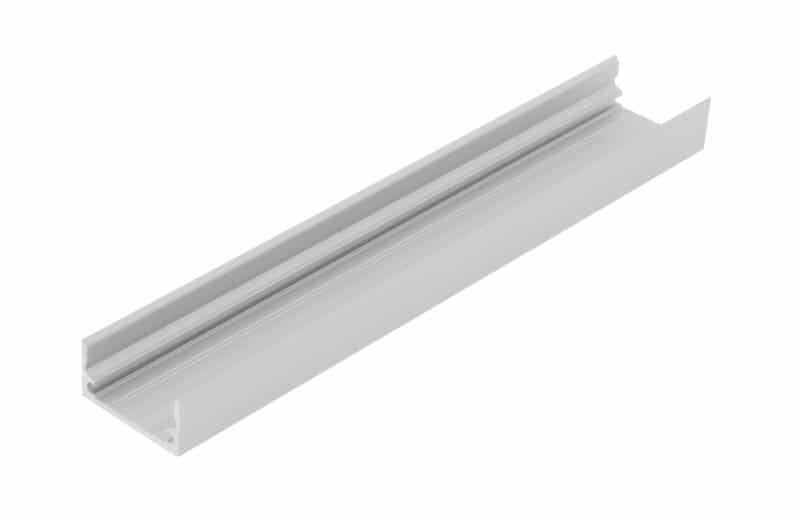 LED Profil TBF<br>25 mm x 12,5 mm