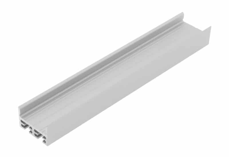 LED Profil TBK<br>25 mm x 15 mm