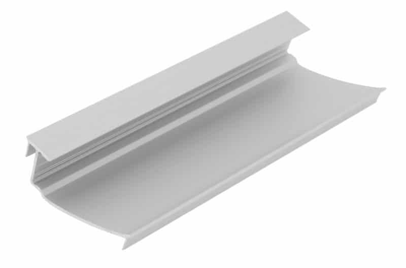 LED Wallwasher Einsatz SLW glatt (passend für alle SL Profile)