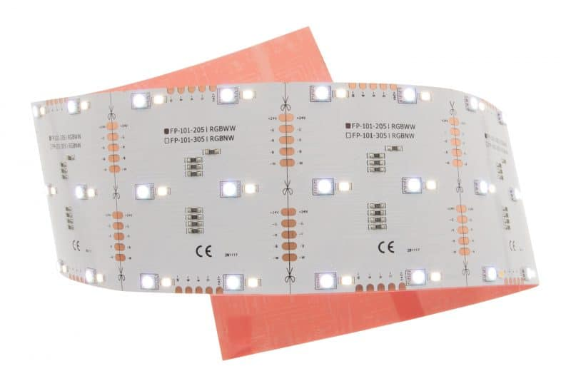 LED Flexboard 14 RGBW – IP20 | CRI/RA 90+
