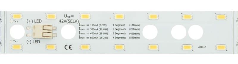 LED Platinen Modul 25 – IP20 | CRI/RA 80+