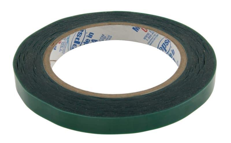 A12 Grünes Polyester Abdeckband