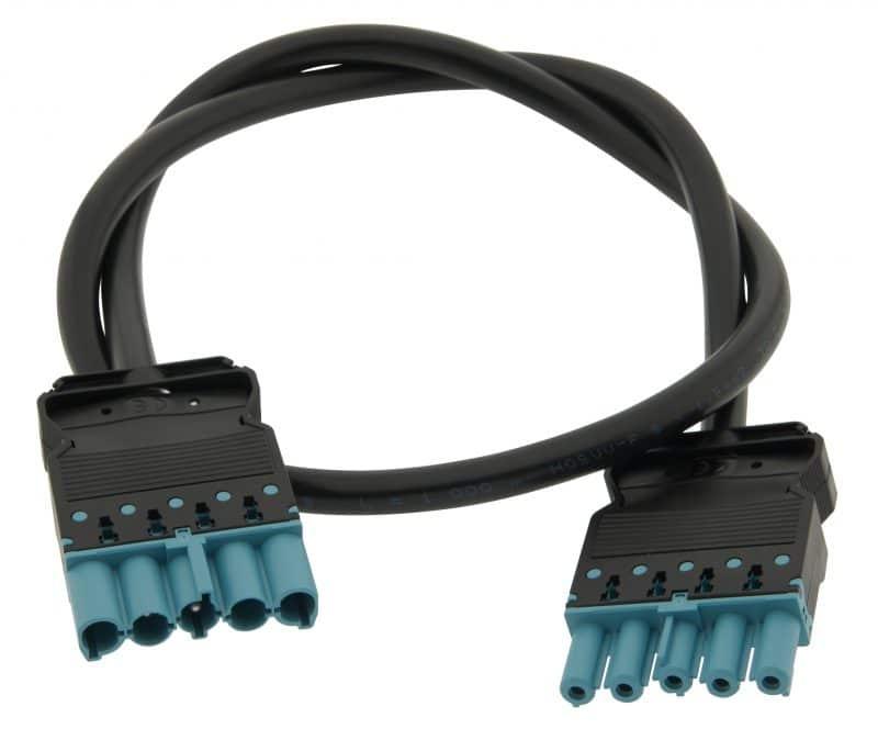 Wieland Verbindungsleitung 5polig 1,5mm² – IP20