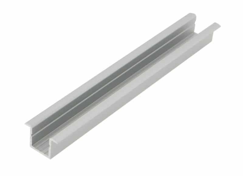 LED Profil KLI<br>14 mm x 12,5 mm Einbau