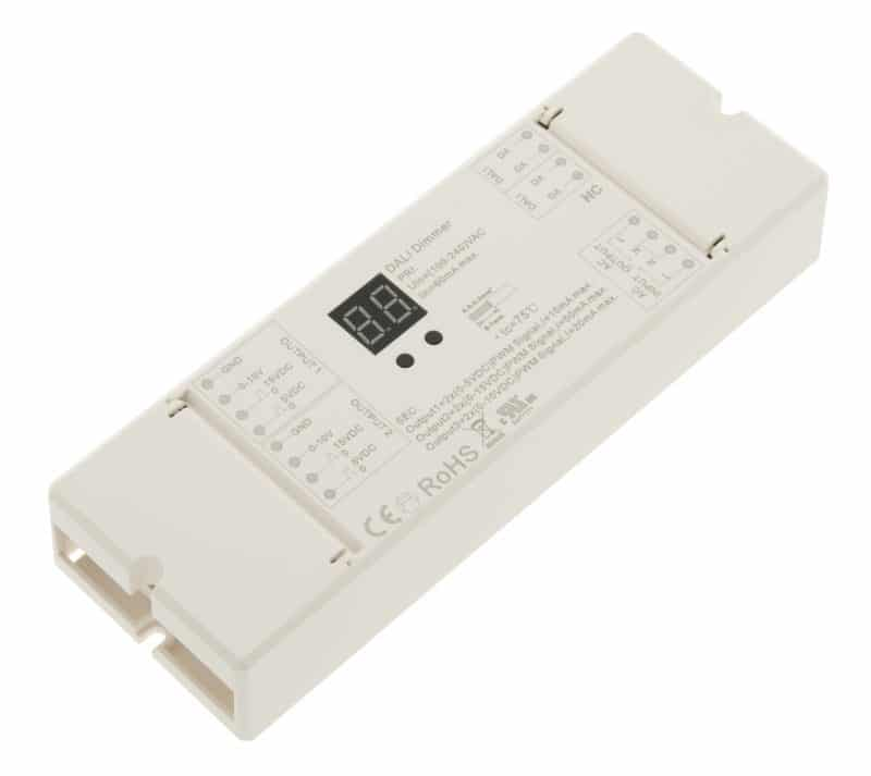 LED DALI Analog and PWM Interface 0-5V | 0-10V | 0-15V