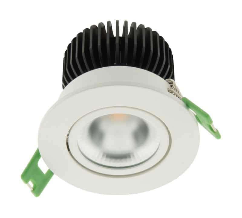 LED Downlight 68 WD (Warm Dimming) - IP44 | CRI/RA 95 (Swivelling)