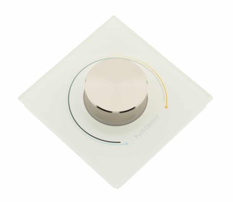 LED DALI Rotary Dimmer DW (Dynamic White) DT8