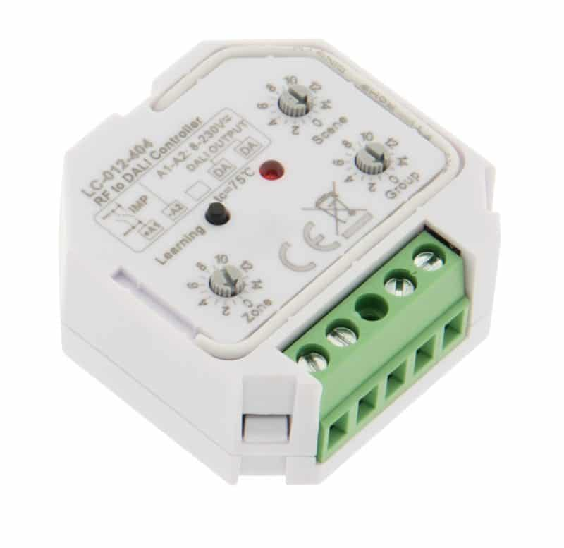 LED RF DALI Interface RGBW DT8
