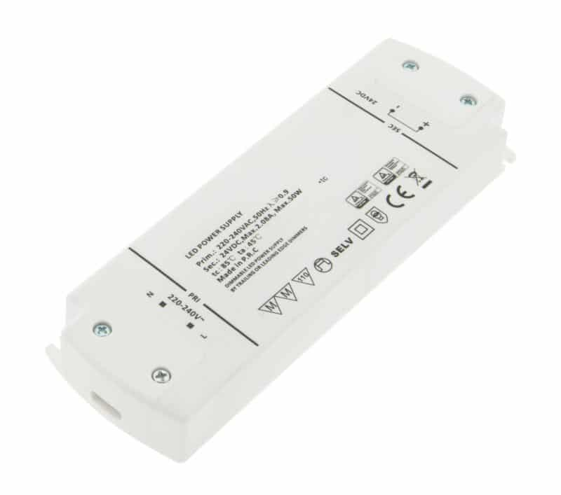 SN - Power Supplies trailing/leading edge (Triac) dimmable (CV) MM - IP20